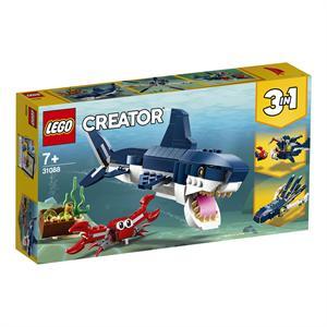 Lego Creator Criaturas del Fondo Marino 31088
