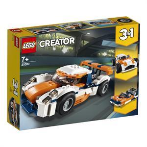Lego Creator Deportivo de Competición Sunset 31089