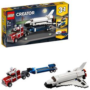 Lego Creator Transporte de la Lanzadera 31091