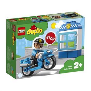 Lego Duplo Moto de Policia 10900