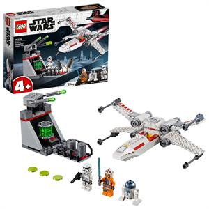 Lego Star Wars Asalto a la Trinchera del Caza Estelar Ala-X 75235