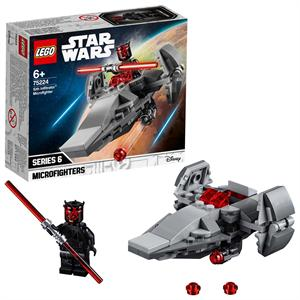 Lego Star Wars Microfighter Infiltrador Stih 75224