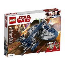 Lego Star Wars Microfigthers Speeder de Combate de General Grievous 75199