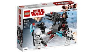Lego Star Wars Pack de Combate de Especialistas de la Primera 75197