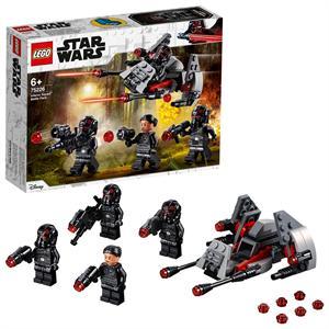 Lego Star Wars pack de Combate Escuadrón Infernal 75226