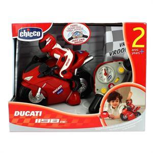 Moto Radio Control Ducati Chicco 389