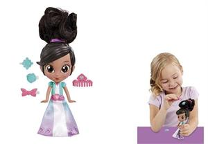 Muñeca Nella Princess Peiname Bandai 112831