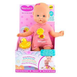 Muñeca Nenuco Mi Primer Baño Famosa 714070
