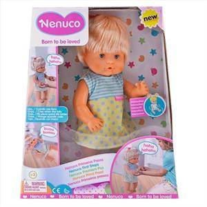 Muñeca Nenuco Mis Primeros Pasos Famosa 714146