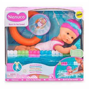 Muñeco Nenuco Nadador Famosa 714071