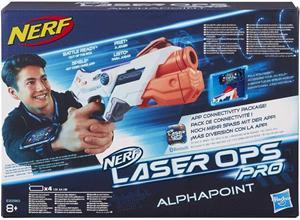 Nerf Pistola Laser Ops Pro Alphapoint Hasbro 2280E