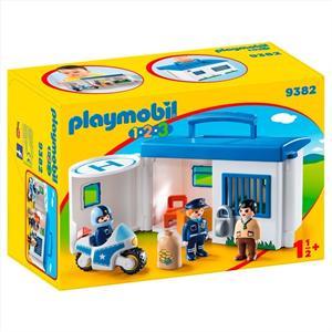 Paymobil 1.2.3 Comisaria Policia Maletin 9382