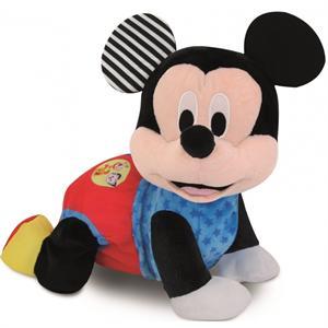 Peluche Interactivo Baby Mickey Gateos con sonidos Clementoni 552565