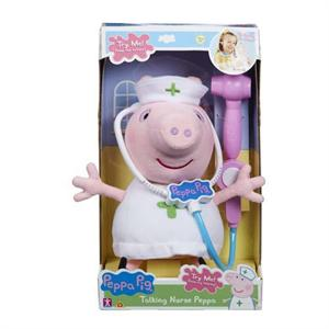 Peppa Pig Enfermera Bandai 6713