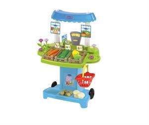 Peppa Pig Supermercado con 30 Accesorios Smoby 174400