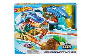 Pista Hotwheels Tiburón Mattel 21FNB