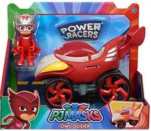 Pjamasks Vehiculo Turbo Owl Glider Bandai 24975