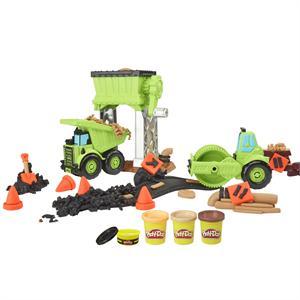 Play-Doh Camión de Grava Hasbro 4293E