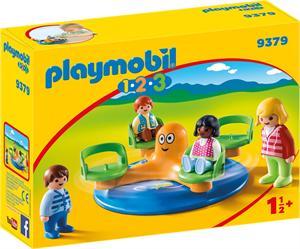 Playmobil 1.2.3 Carrusel Infantil 9379