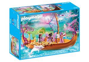 Playmobil Barco Romantico de las Hadas 9133