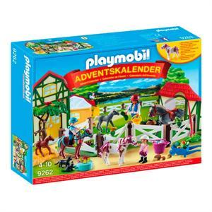 Playmobil Calendario de Adviento Granja de Caballos 9262