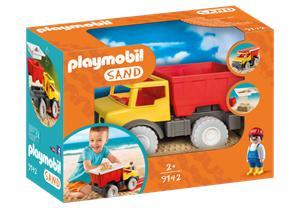 Playmobil Camión de Arena 9142