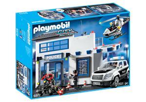 Playmobil Mega Set de Policia 9372