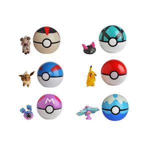Pokeball Pokémon Clip Bizak 63227222