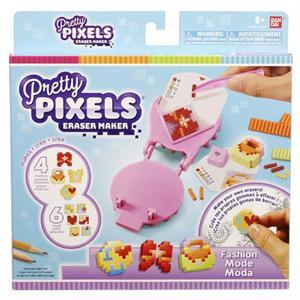 Pretty Pixels Crea Tus Gomas de Borrar Bandai 38520