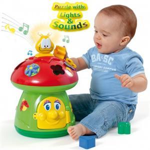 Seta actividades música y sonidos Molto 6503