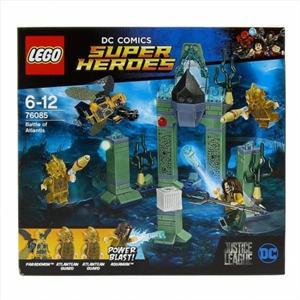Super Heroes Batalla en la Atlantida 76085