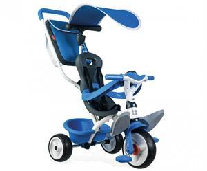 Triciclo Baby 2 Blade Azul Smoby 741102