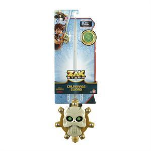 Zak Storm Espada Calabras Bandai 41600