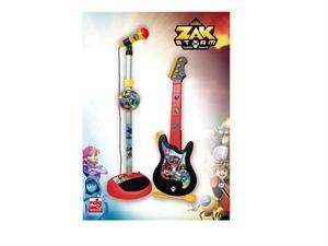 Zak Storm Guitarra y Microfono Claudio Reig 2180