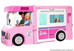 Autocaravana de Barbie 3 en 1 Mattel 93GHL