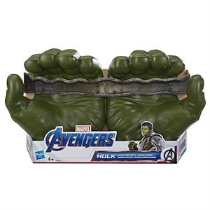 Avengers Hulk Super Puños Hasbro 6156E