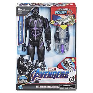 Avengers Titan Hero Figura Black Panther Hasbro 33061E