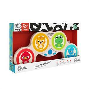 Baby Einstein Tambores Madera Magic Touch Hape 691800803