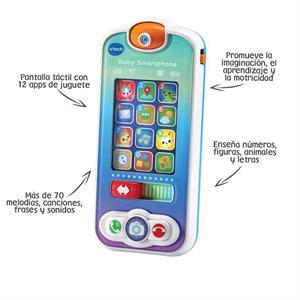 Baby Móvil Smart Vtech 537622