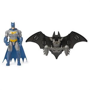 Batman Figura 10cm + Armadura Bizak 61927804