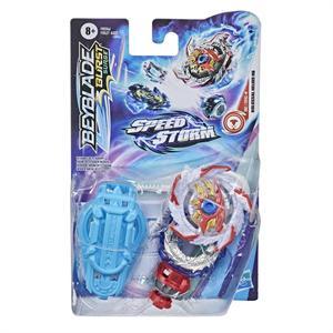 Beyblade Speedstorm Pack Peonza y Lanzador Hasbro 527F