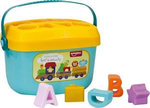 Caja Encajables 16 piezas Jugatoys 22001