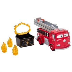 Camión de Bomberos Cars Cambia de Color Mattel 80GPH
