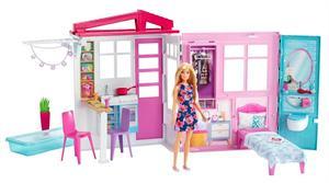 Casa Barbie con Accesorios Mattel 55FXG
