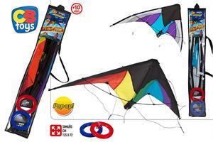 Cometa Stunt Kite Pop-Up Magic 125x72cm Color Baby 42773