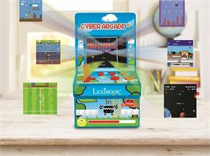 Consola Cyber Arcade con 200 Juegos Lexibook 2940JL