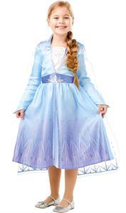 Disfraz Elsa Infantil Talla 5 a 6 años Rubie's 300284-M