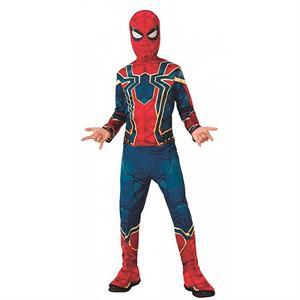 Disfraz Iron Spiderman Endgame Classic Infantil Talla-3-a-4 años Rubie's 700659-S