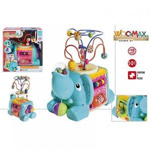 Elefante Laberinto Actividades de Madera Color Baby 46249