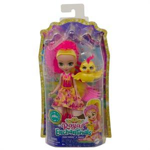 Enchantimals Muñeca Fenix con Mascota Mattel 4GYJ